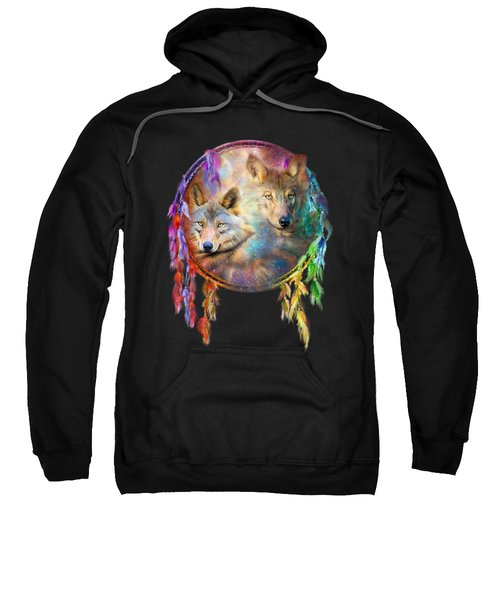 Dream Catcher - Wolf Spirits Sweatshirt