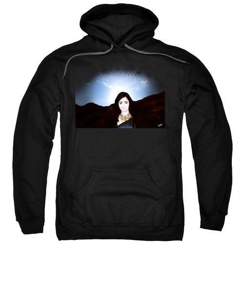 Monali Thakur - Nature Beauty Sweatshirt