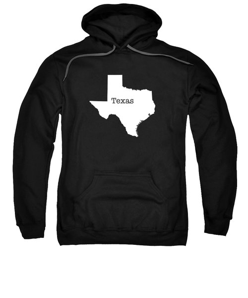 Texas State Sweatshirt by Bruce Stanfield