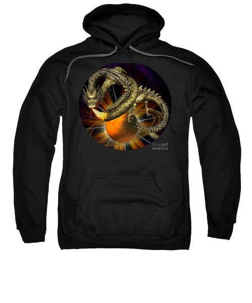 Dragons Are In Space # 2 Sweatshirt