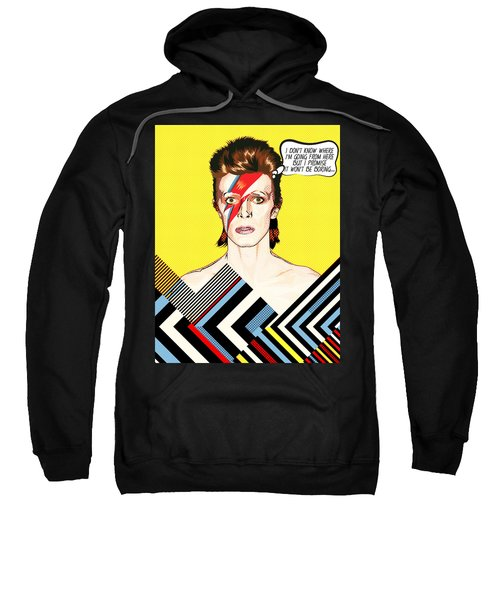David Bowie Pop Art Sweatshirt