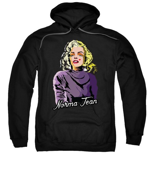 The Timeless Norma Jean Sweatshirt by Anthony Mwangi