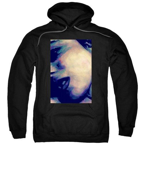 You're No Angel - Violet Sweatshirt