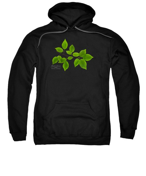 Black Cherry Sweatshirt