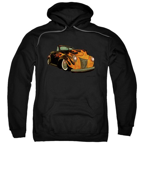 Hot Ride Sweatshirt