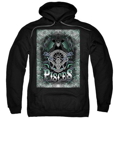 The Fish Pisces Spirit Sweatshirt