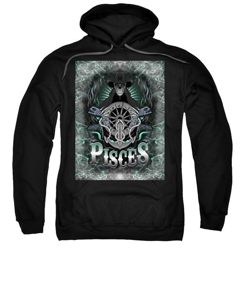 The Fish Pisces Spirit Sweatshirt