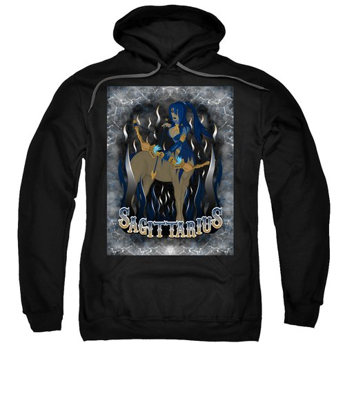 The Archer Sagittarius Spirit Sweatshirt