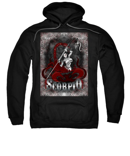 The Scorpion Scorpio Spirit Sweatshirt
