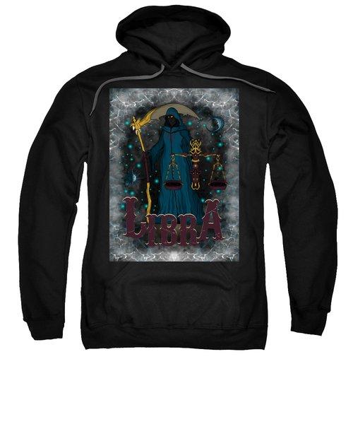 The Scale Libra Spirit Sweatshirt