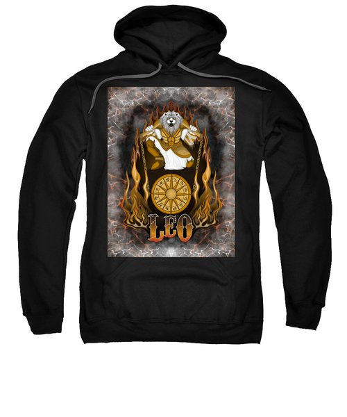 The Lion Leo Spirit Sweatshirt