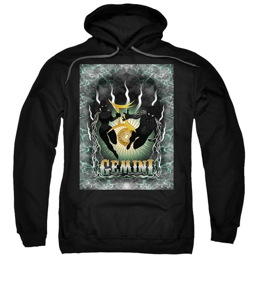 The Twins Gemini Spirits Sweatshirt