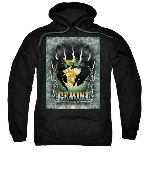 The Twins Gemini Spirits Sweatshirt