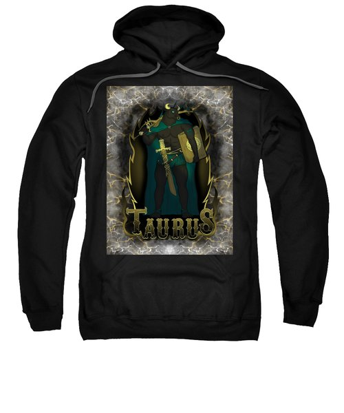 The Bull Taurus Spirit Sweatshirt