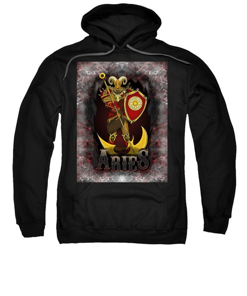 The Ram Aries Spirit Sweatshirt