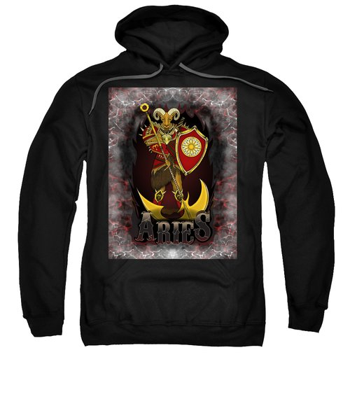 The Ram Aries Spirit Sweatshirt