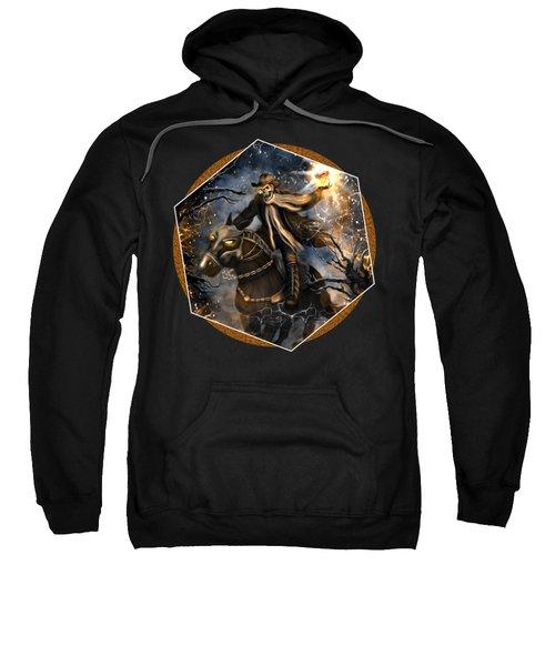Summoned Skull Fantasy Art Sweatshirt