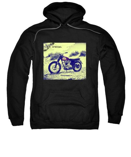 67 Bonneville Tt Special Sweatshirt