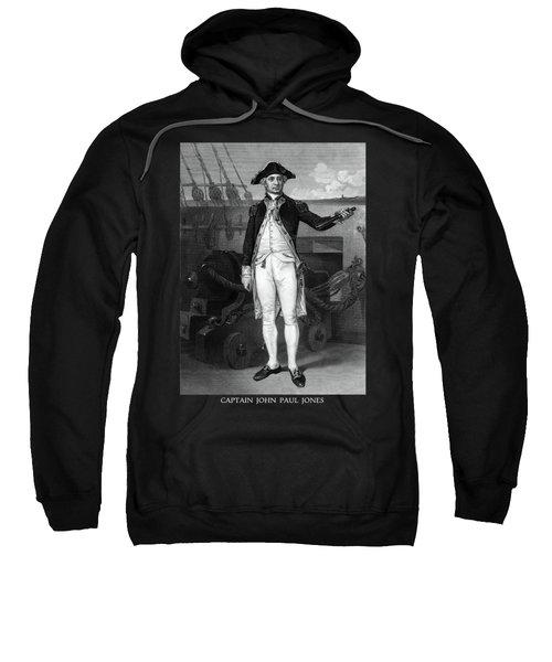 Captain John Paul Jones Sweatshirt