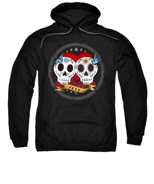 Love Skulls II Sweatshirt