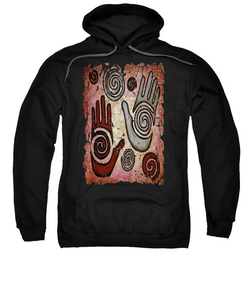 Healing Hands Fresco Sweatshirt