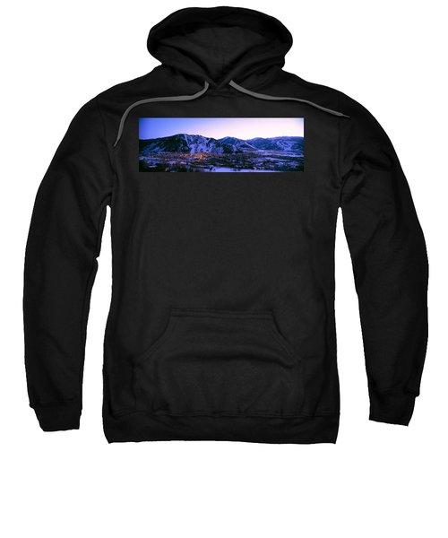 Aspen, Colorado, Usa Sweatshirt
