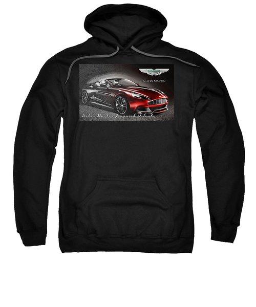 Aston Martin Vanquish Volante  Sweatshirt