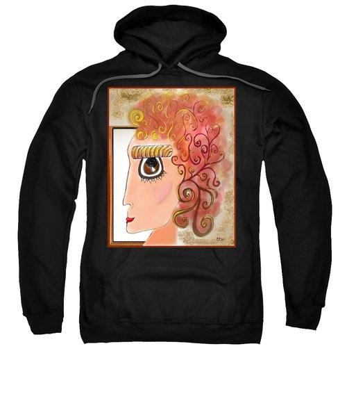Athena In The Mirror Sweatshirt
