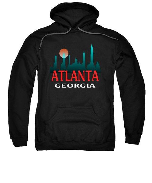 Atlanta Georgia Design Sweatshirt