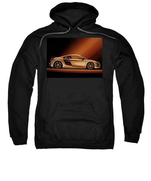 Audi R8 2007 Painting Sweatshirt