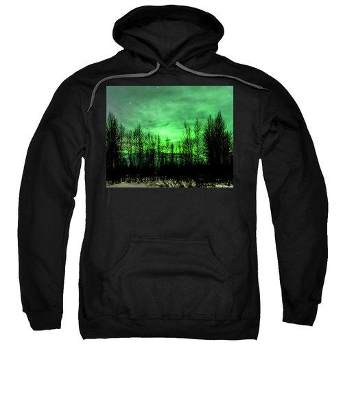 Aurora In The Clouds Sweatshirt