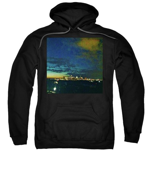 Austin At Dusk Sweatshirt
