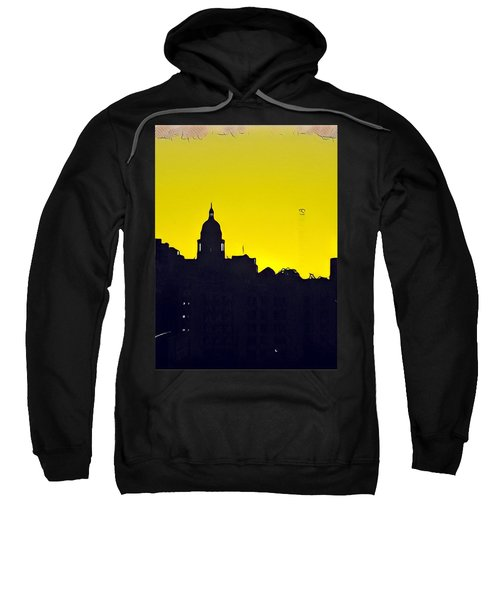 Austin Capital At Sunrise Sweatshirt