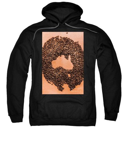 Australia Cafe Artwork Sweatshirt