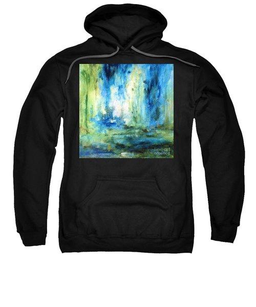 Spring Rain  Sweatshirt