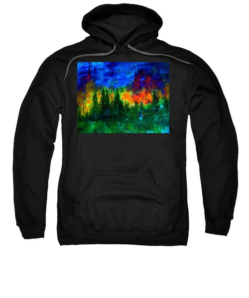 Autumn Fires Sweatshirt