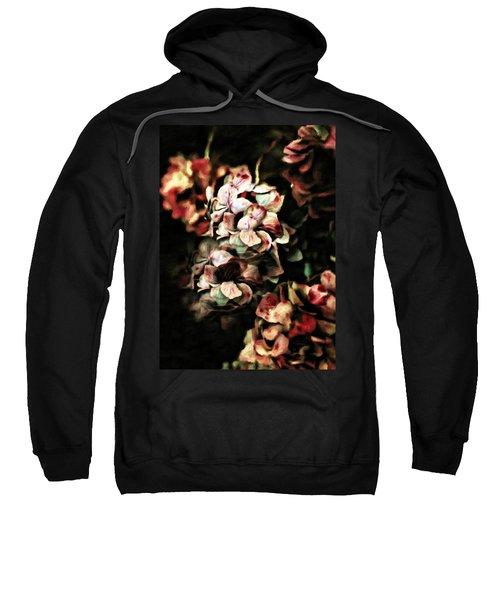 Autumn Hydrangeas Sweatshirt