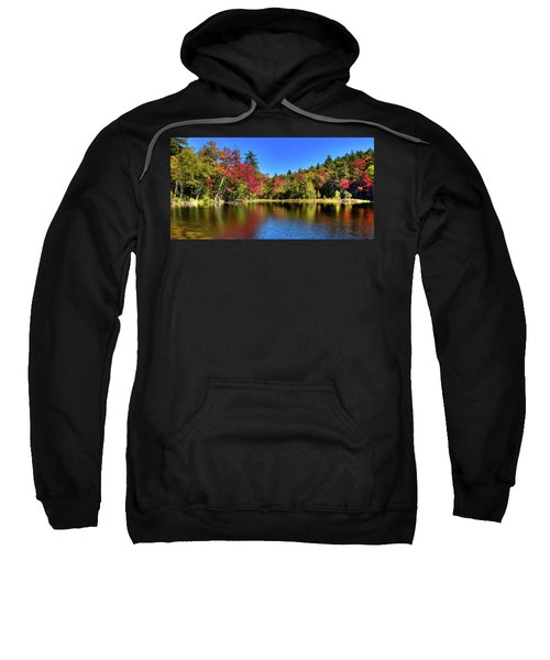 Autumn On 7th Lake Sweatshirt