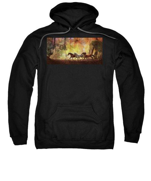 Autumn Run Sweatshirt
