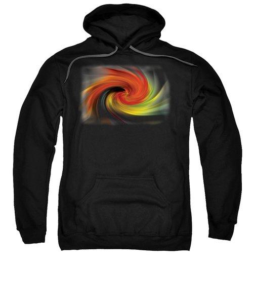 Autumn Swirl Sweatshirt