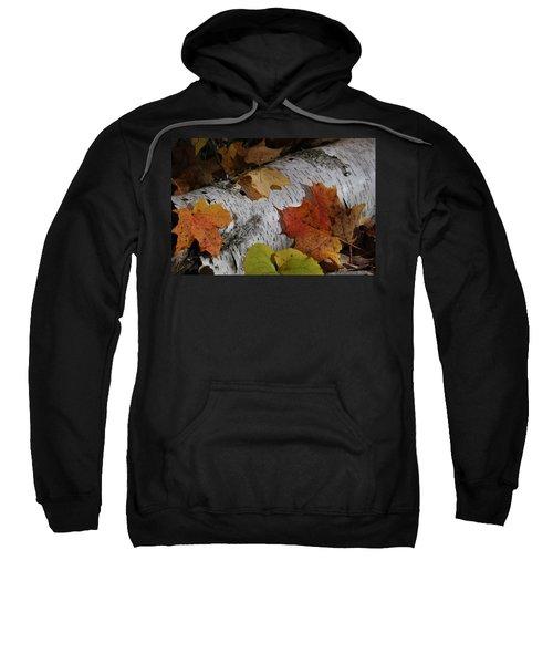 Autumnal Melange Sweatshirt