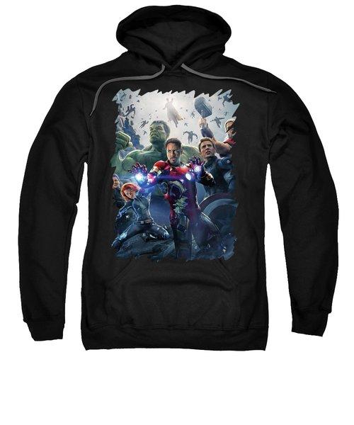 Avengers - Age Of Ultron Sweatshirt
