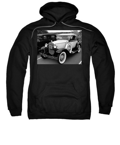 Back In Time Sweatshirt