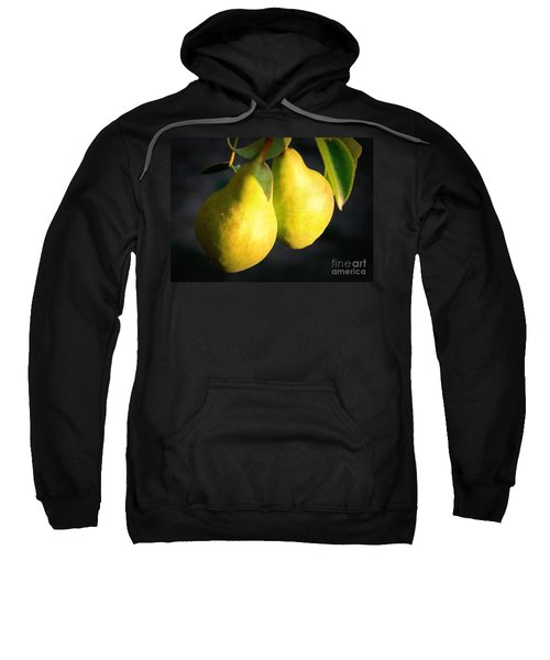 Backyard Garden Series - Two Pears Sweatshirt