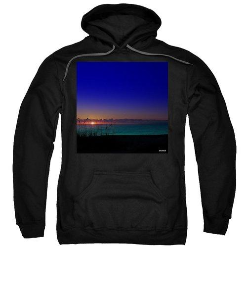 Badblue Sunrise  Sweatshirt