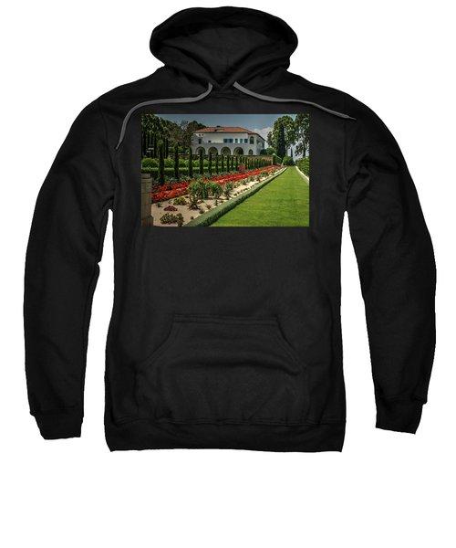 Baha'i Gardens 1 Sweatshirt