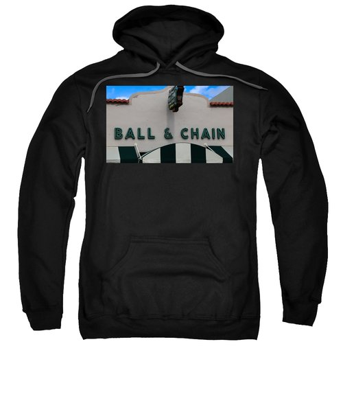 Ball And Chain Sweatshirt