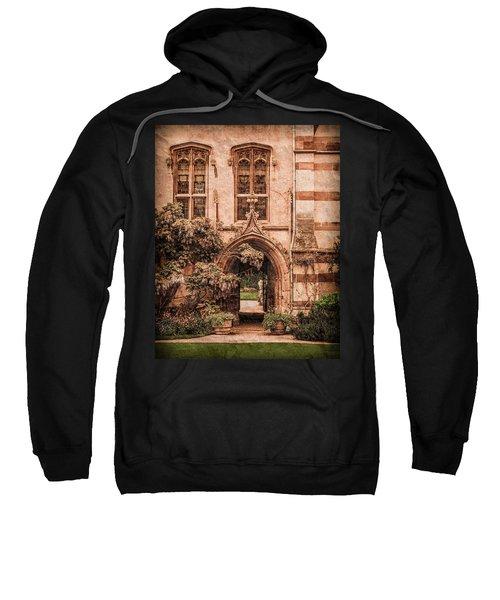 Oxford, England - Balliol Gate Sweatshirt