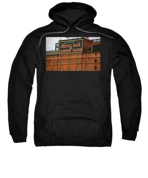 Baltimore Orioles Park At Camden Yards Sweatshirt