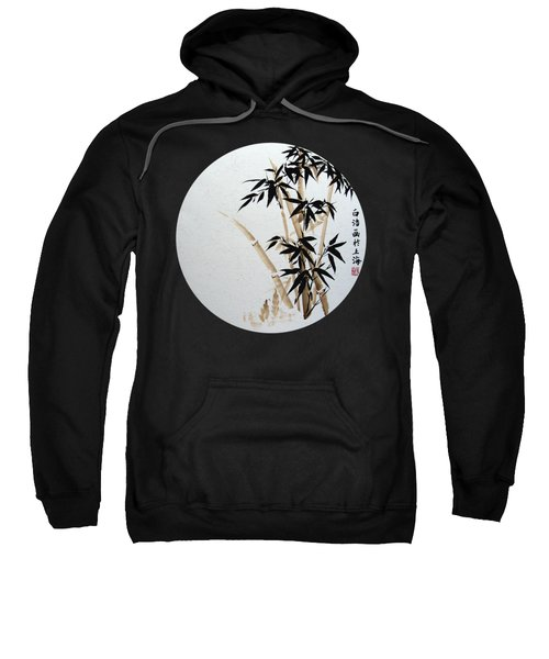Bamboo - Braun - Round Sweatshirt